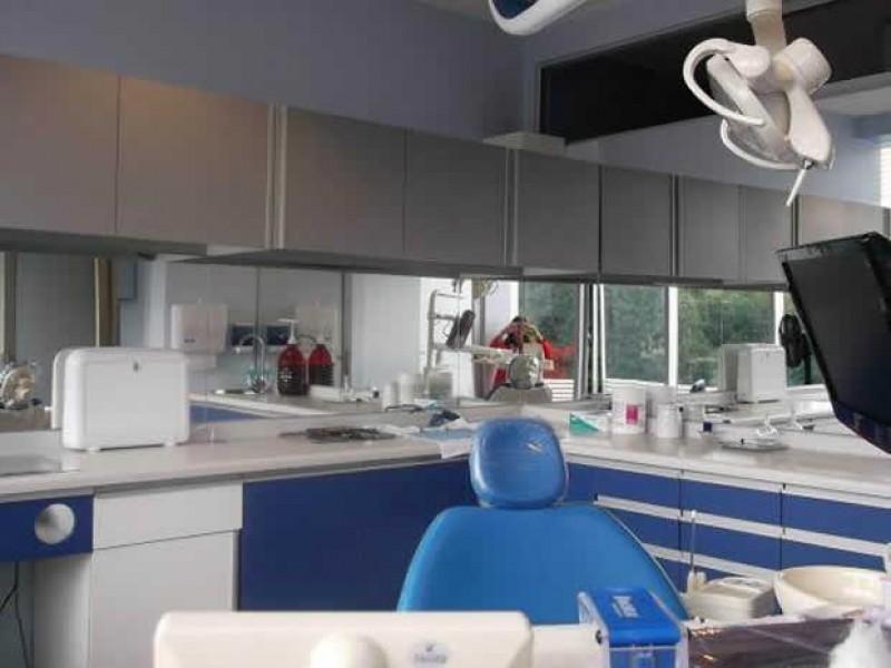 Cl nica dental dise o decoraci n - Decoracion clinica dental ...