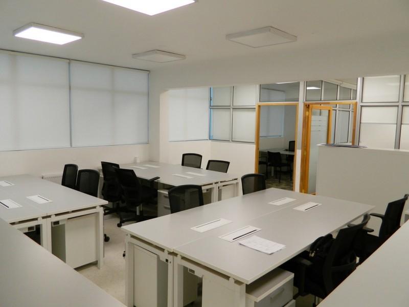 Diseño completo oficinas